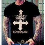 DARKTHRONE - Panzerfaust    zenekaros  póló