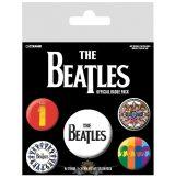 The Beatles - Black.  jelvényszett