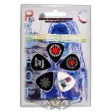 Red Hot Chili Peppers - Plectrum Pack - By The Way . gitárpengető szett