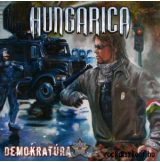 Hungarica - Demokratúra DD (DualDisc.  zenei cd
