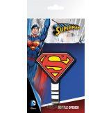 SUPERMAN - LOGO  sörnyitó