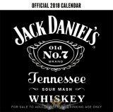 JACK DANIELS - 2018. fali naptár