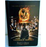 Az éhezõk viadala -  The Hunger Games. Movie Journal Stadium. notesz
