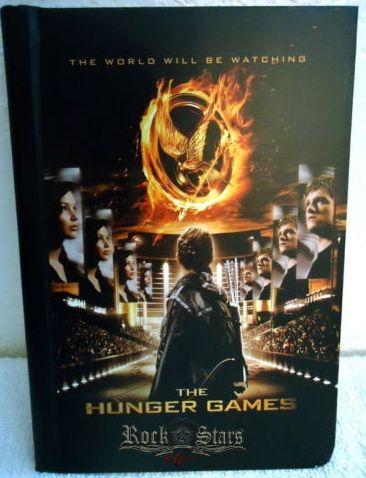 ed43540530 Az éhezõk viadala - The Hunger Games. Movie Journal Stadium. notesz ...