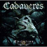 Cadaveres - Evilution + Devils Dozen CD+DVD.  zenei cd