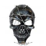 Steampunk - Mask Skull with  VO.835-6242.  álarc, maszk
