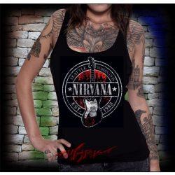 NIRVANA - SEATTLE  női póló, trikó