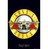 GUNS N ROSES - CIRCLE.  plakát, poszter