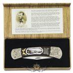 Jackknife - Jesse James.   hobby kés, bicska, tőr, dísztárgy
