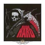 Ride Hard.  felvarró