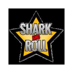 IRON CROSS - Vaskereszt rózsákkal nyaklánc. AP102.     nyaklánc, medál