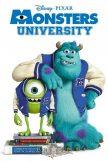 Szörny egyetem - Monsters University.  plakát, poszter
