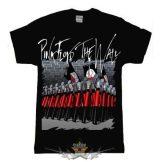 PINK FLOYD - THE WALL HAMMERS. zenekaros  póló.