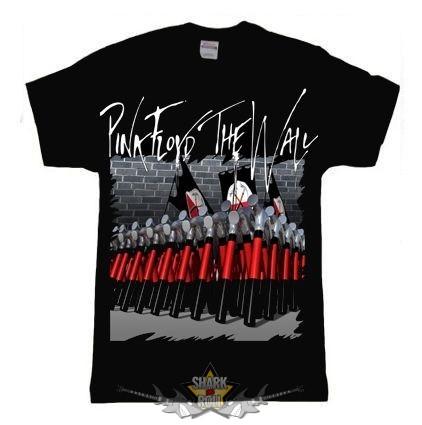 ffb4be5b84d1 PINK FLOYD - THE WALL HAMMERS. zenekaros póló. - Shark n Roll - Rock ...