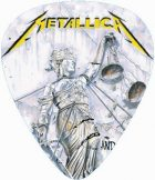 METALLICA - ...AND JUSTICE FOR ALL.  pengető nyaklánc