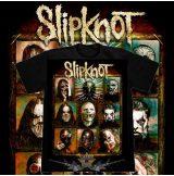 SLIPKNOT - All hope is gone.  zenekaros  póló.