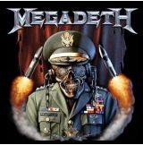 MEGADETH - SOLDIER   SFL. felvarró