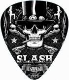 GUNS N ROSES - SLASH.  pengető nyaklánc