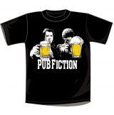 PUB FICTION póló