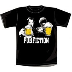 PUB FICTION póló