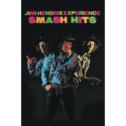 JIMI HENDRIX - SMASH HITS  hűtőmágnes