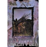 LED ZEPPELIN - FOUR  hűtőmágnes