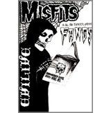 MISFITS - EVILIVE FANGS  hűtőmágnes