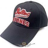 Rolling Stones - Team Logo BL Baseball Cap. .  baseball sapka