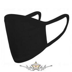 1. Textil pamut kétfalas maszk.   maszk, védőmaszk