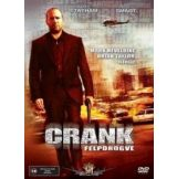 Crank 1. - Felpörögve (DVD)