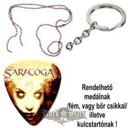 SARATOGA - LOGO   pengető nyaklánc