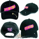 Sex Pistols - Baseball Cap - Classic Logo .   baseball sapka