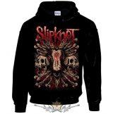 Slipknot - Goat.  kapucnis pulóver