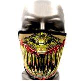 Szájmaszk - Venom.  maszk, védőmaszk,