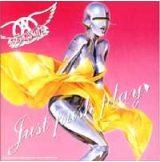 AEROSMITH - Just Push Play. zenei cd