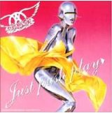 AEROSMITH - Just Push Play. zenei cd