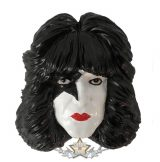 KISS - The Starchild Magnet 5.2cm  hűtőmágnes