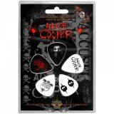 Alice Cooper - Plectrum Pack.  Eyes.   gitárpengető szett