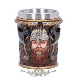 Drakkar Viking Shot Glass.  7cm.