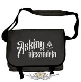 ASKING ALEXANDRIA - I WON'T GIVE IN. Messenger bag. válltáska