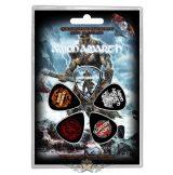 Amon Amarth -  'Jomsviking' Plectrum Pack.  gitárpengető szett
