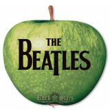THE BEATLES - APPLE LOGO. egérpad - mausepad