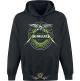 METALLICA - 100 % FUEL   kapucnis pulóver