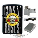 GUNS N ROSES - LOGO.  öngyujtó