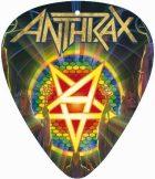 ANTHRAX.  pengető nyaklánc