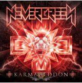 Nevergreen - Karmageddon CD + Mindörökké DVD.  zenei cd