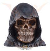 Grim reaper skullm, Eyes with - Kaszás koponya, világitó szemmel.  7611.koponya figura