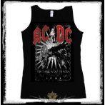 AC/DC - For Those About... női póló, trikó