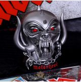 Motorhead - Ace of Spades Warpig Snaggletooth Box. 16cm.  koponya figura  RITKA !