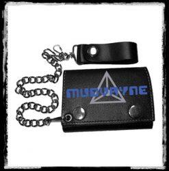 MUDVAYNE - LOGO  pénztárca